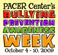 Bullying Prevention Week October 4-10 2009