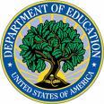 U.S. Department of Education Seal