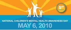 National Children's Mental Health Day