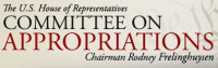 House Committee on Approps logo