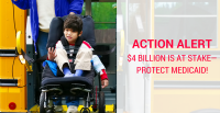 Second Action Alert Medicaid Image