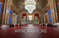 Senate appropriations
