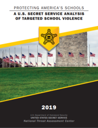 Protecting America's Schools report cover